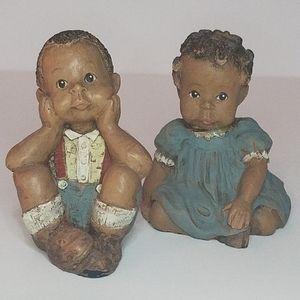 Sarah's Attic Vintage Granny's Favorites Figurines